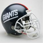 New York Giants Helmets - Full Size, Mini, Throwback, and More!