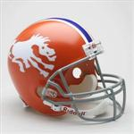 Denver Broncos Helmets - Full Size, Mini, Throwback, and More!