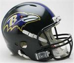 Baltimore Ravens Helmets - Full Size, Mini, Throwback, and more!