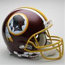 Washington Redskins Helmets - Full Size, Mini, Throwback, and More!