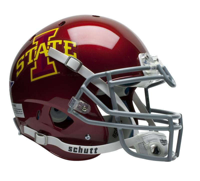 Iowa State Cyclones Schutt Full Size XP Authentic Helmet