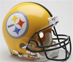 Pittsburgh Steelers Helmets - Full Size, Mini, Throwback, and More!